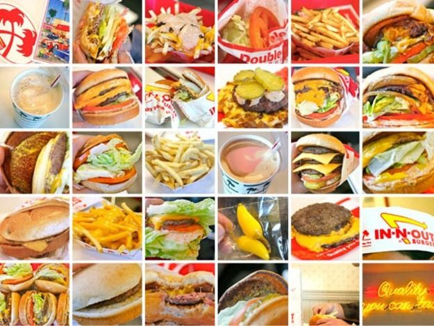 The Ultimate In-N-Out Secret Menu (and Super Secret Menu!) Survival Guide | A Hamburger Today