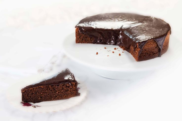 Good Food Channel Gluten Free Chocolate Fudge Cake