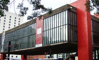 MASP - Museu de Arte de São PauloSao Paulo, São Paulo Sp, Art Museums, Degree South, Places, Assy Chateaubriand, 3Rd Buildings, Paulo Assy,  Balusters