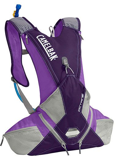 This lumbar hydration system keeps water secure and amazingly stable for trail running and adventure races.