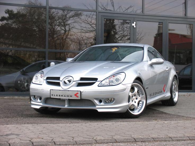 2006 Kleemann SLK 20K based on MercedesBenz SLK Front
