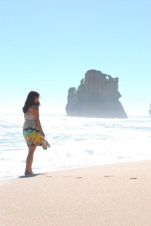 how to get to the 12 apostles victoria