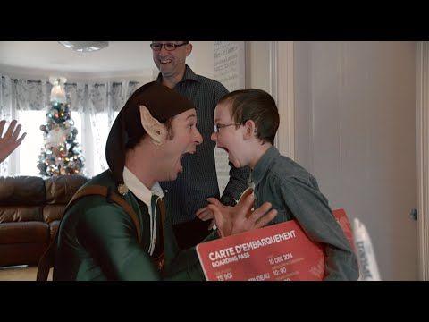 Air Transat – Children's Wish Christmas Magic.