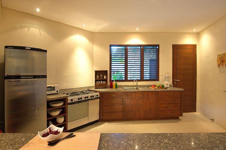 Villa 999 kitchen at Villa Kubu, Seminyak, Bali