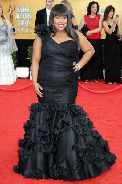 Plus Size Red Carpet Dresses