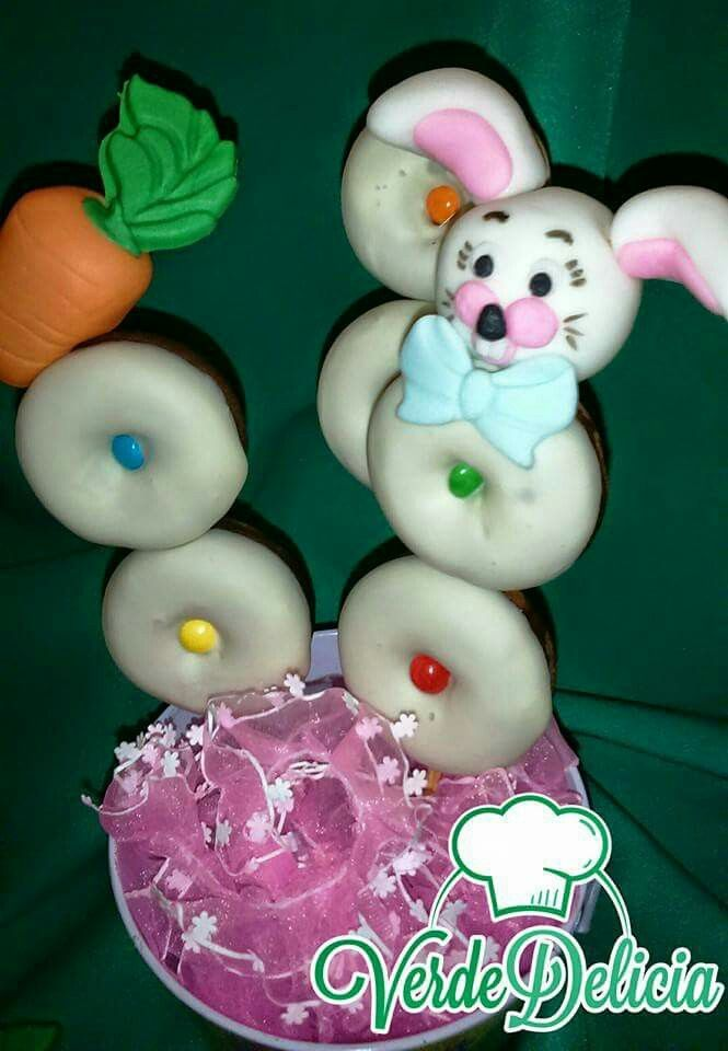 Minidonnuts pascua