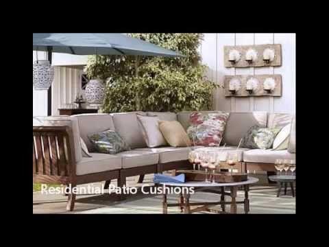 Patio Cushions Pasadena, CA (213) 509 1516