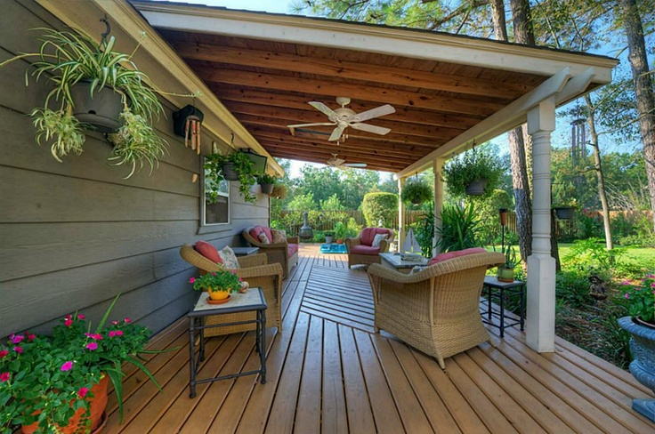 1000 Images About Covered Patio Ideas On Pinterest