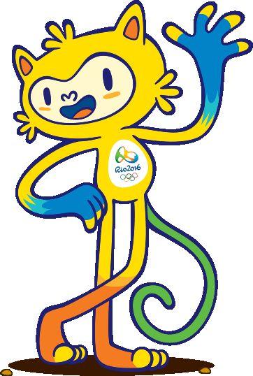 Mascote Olímpico