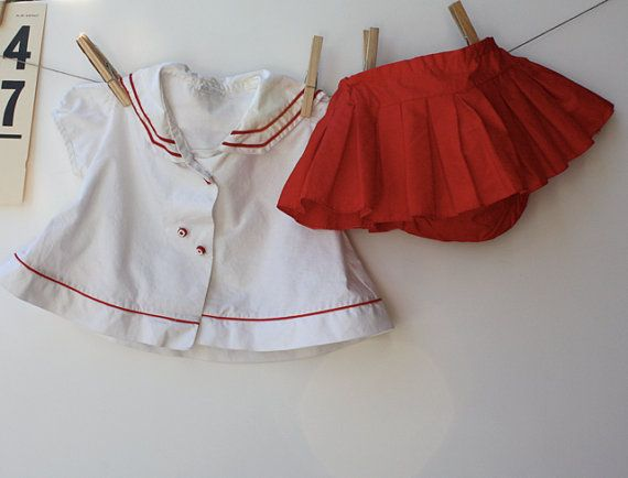 Sailor two piece