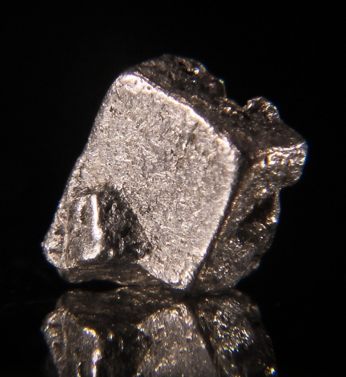 Platinum is the rarest and most expensive precious metal – more so than either gold or silver. And platinum crystals are even rarer – so rare that, until a few years ago, they were considered to be the rarest objects on the face of the earth!