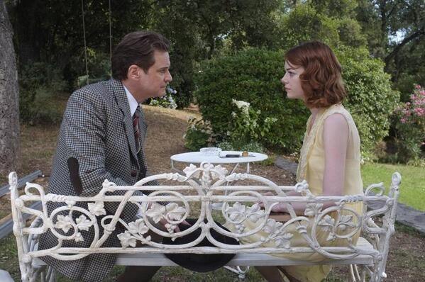 New Image of Colin Firth and Emma Stone In Woody Allen's 'Magic in the Moonlight'