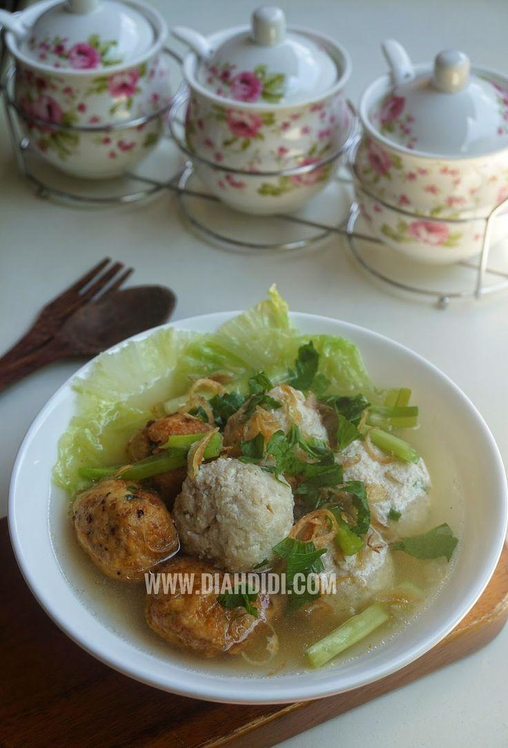 Diah Didi's Kitchen: Shanghai Lion Head Meat Ball