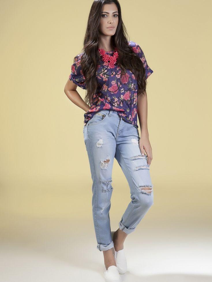 Verão II 2015 - Lebôh - Fast Fashion Moda Feminina - Coleção Verão 2015 | Vestidos, Blusas, Calças | Loja Virtual Morena Rosa Group
