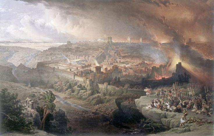 Talvez o pilar de sustentação mais importante da teoria do Anticristo Europeu é uma profecia de uma linha, encontrada no nono capítulo do Livro de Daniel. Esta pequena profecia, mas muito important…