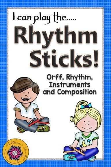 Elementary music students love to play instruments! Review rhythm and have fun with this song, lesson plan and Orff arrangement. #orff #elmused #musiced #elementarymusic #McPhersonsMusicRoom