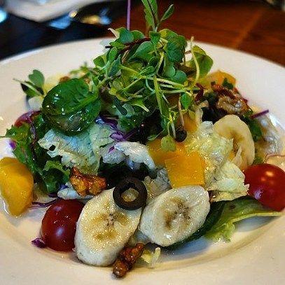 #과일샐러드 #샐러드 #이비스스타일강남 #르바 #호텔해피아워  #salad #fruitsalad #saladgram  #ibisstylekangnam #seoulhotel #hoteldiningroom