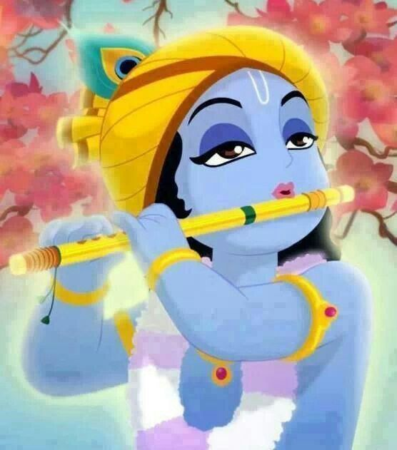 Krishna's flute: when it is made of gold it is called akarsini. NECTAR OF DEVOTION, p.221.
