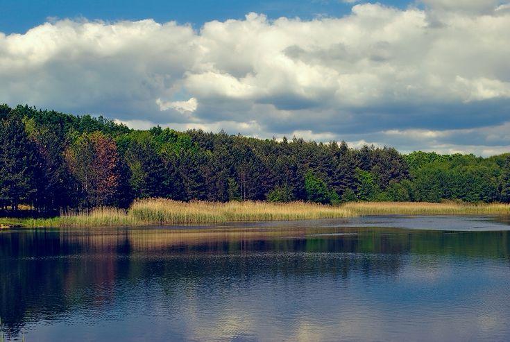 Lacul de acumulare din Ștei | Bihor in imagini