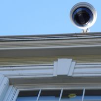 Outside Security Camera Installation | Security Camera Placement