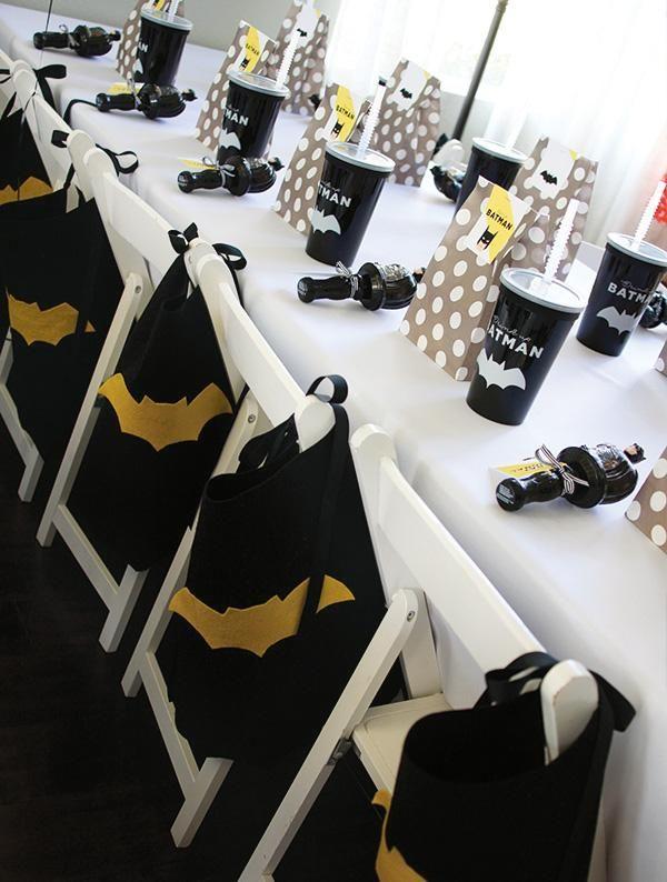 Fiesta de Batman
