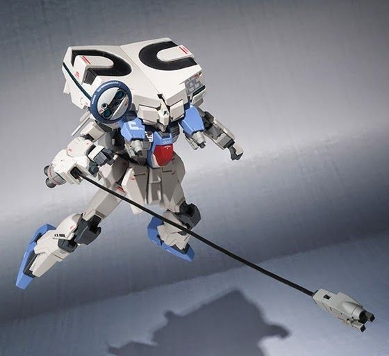 GUNDAM GUY: Tamashii Web Shop Exclusive: Robot Damashii Ka Signature (Side MS) MSA-007e EWAC Nero - Official Images