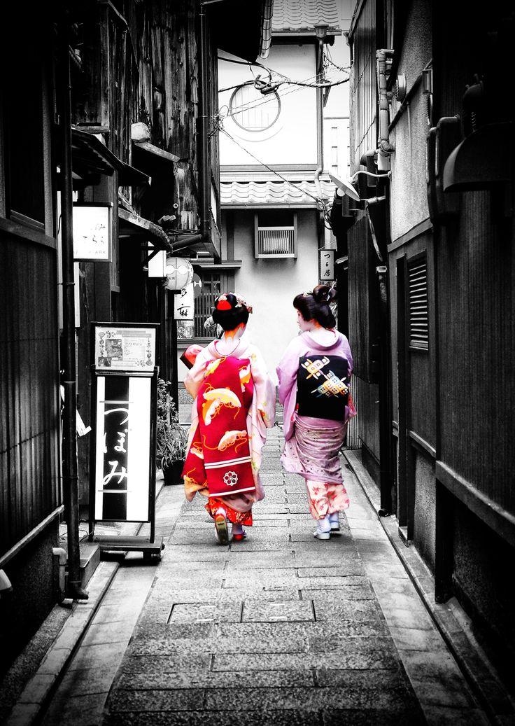 Geisha by Grace Yang on 500px