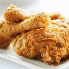Low-carb Southern Fried Chicken (via www.foodily.com/r/6dZhWGcTk)