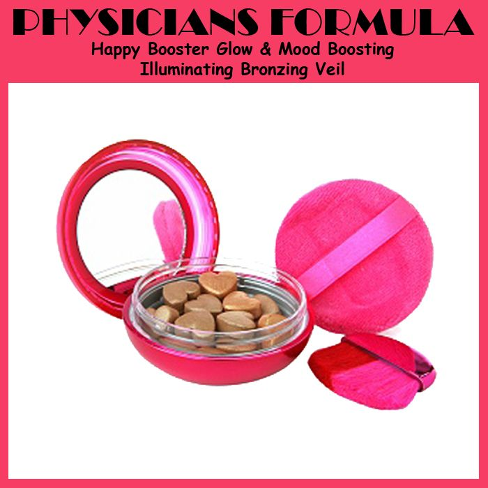 Physicians formula Happy Booster Glow & Mood Boosting Illuminating Bronzing Veil - IDR 259.000 (Free Shipping)