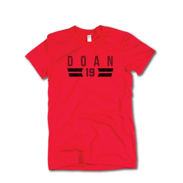 Shane Doan Font