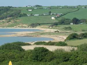 Thorness Bay.