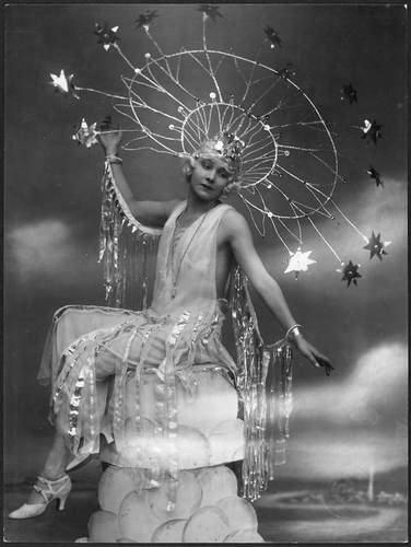 ♕ Vintage Costume Variations ♕  Gerda Maurus