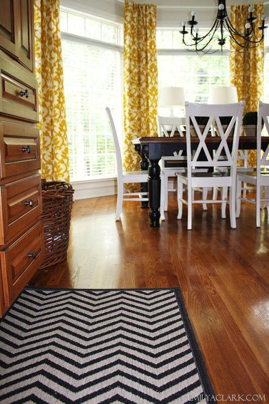 ballard designs kitchen rugs. Chevron Stripe Rug by Ballard Designs I via Emily A  Clark 112 best rugs and flooring images on Pinterest pads