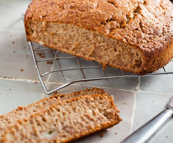 Recept: Bananenbrood | Gezond Eten Magazine