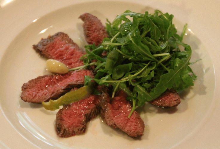 Hovězí steak ala tagliata #food