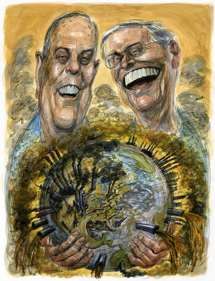 "Are the billionaire American Koch brothers playing climate politics in Alberta? | National Observer ""The Koch brothers are infamous for their attacks on any move on climate policy and I think they see Alberta as a threat,"" said Keith Stewart of Greenpeace."