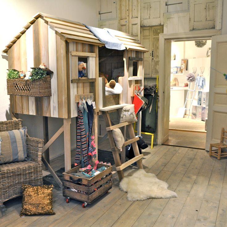 Kids House Berlin – Ein Baumhaus fürs Kinderzimmer & vieles mehr