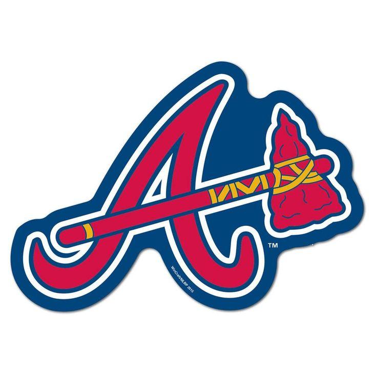 Atlanta Braves Logo on the GoGo