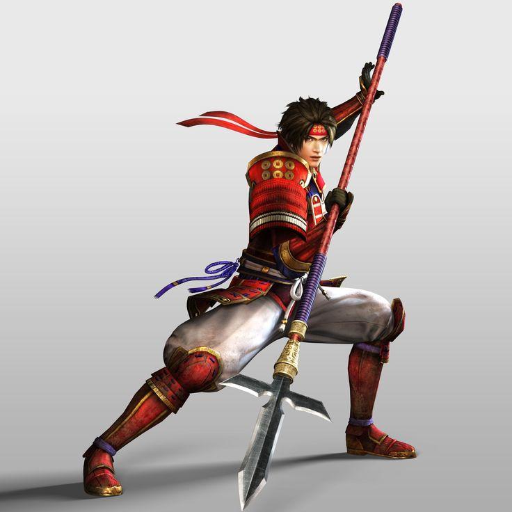 Yukimura en Samurai Warriors 4.