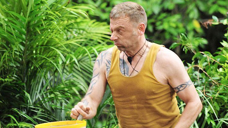 Icke kann nicht mehr! - Weltmeister Thomas Häßler bricht Dschungelprüfung ab