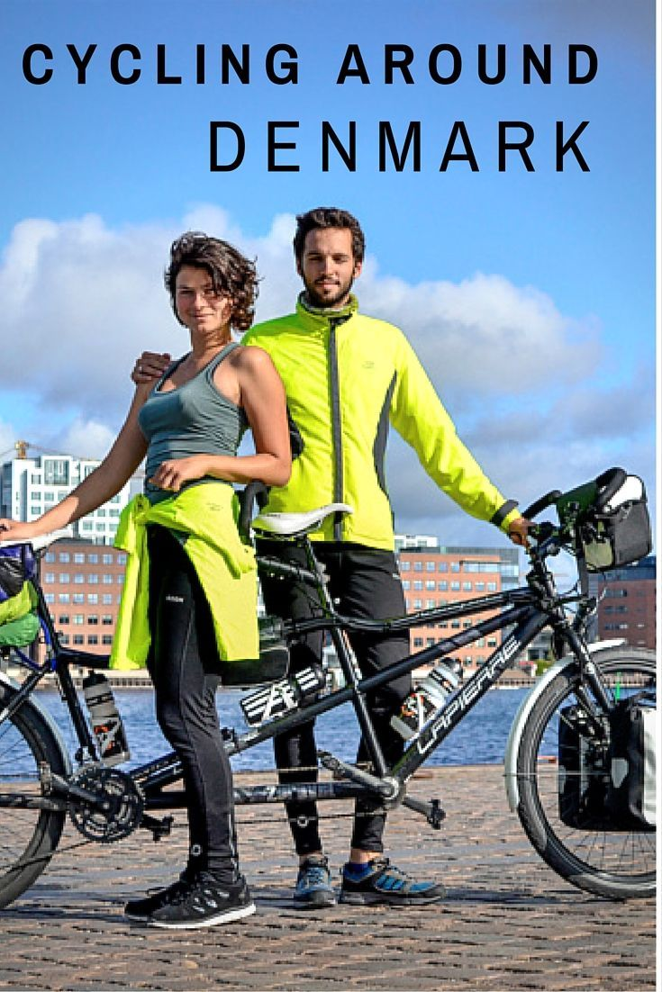 Denmark: How to cycle around in two weeks? - Independent People