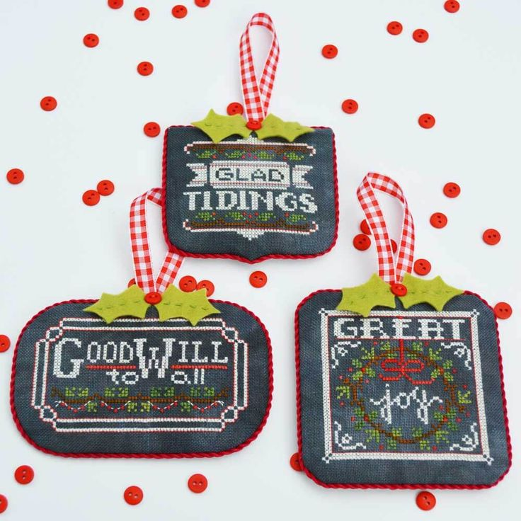 Chalkboard Ornaments: PT 2 - The second of 3 Christmas Ornaments to collect. This item is not yet available for online purchase. Please visit our website for shop locations.