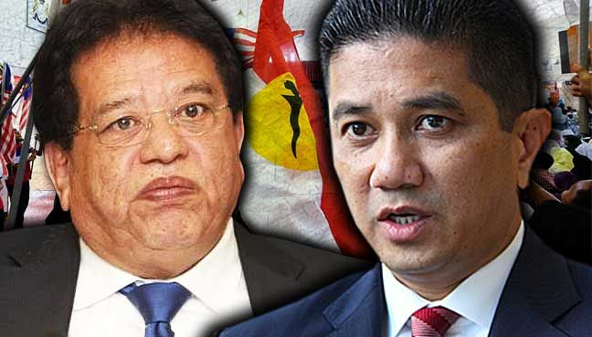 Azmin tells Tengku Adnan to brush up on his Malaysian history   Selangor Menteri Besar Azmin Ali says the Umno government must be damn bloody desperate to have made primary school students wave the Umno flag and sing the partys song.  KAJANG: Selangor Menteri Besar Azmin Ali has rubbished Tengku Adnan Tengku Mansors claim that schoolchildren who were recently made to wave the Umno flag and sing the partys anthem would be instilled with patriotism.  He questioned the logic behind the Umno…