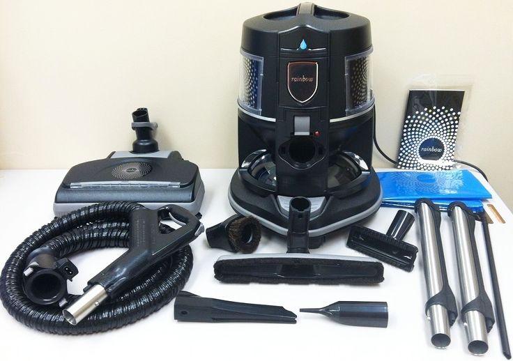 Rainbow vacuum cleaners - Reviews - VacuumsGuide.com