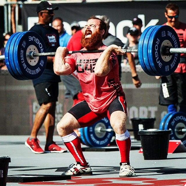 Lucas Parker! Pure Beast Mode! @Matty Chuah WOD LIFE @toqueluc #crossfit #crossfitgames #reebokcrossfit #reebokcrossfitgames #cfgames #lucasparker #canada #canadian #beastmode #beardpower #beardsandbarbells #clean #olympiclifting #olympiclifting #wod #thewodlife