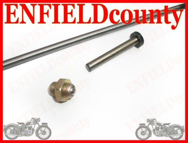 4 SPEED CLUTCH ROD KIT *597114 FOR ROYAL ENFIELD