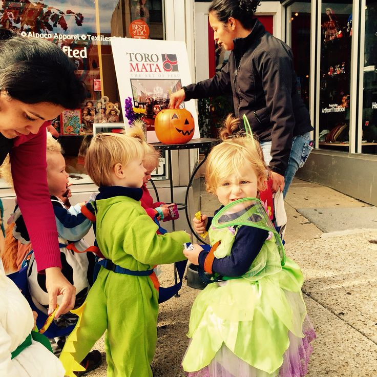 Trick or treat all day at TORO MATA! Come shop in your costume today and get 20% OFF your total purchase! Open until 10pm!