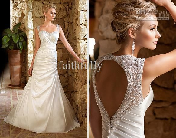 25+ Best Ideas About Taffeta Wedding Dresses On Pinterest