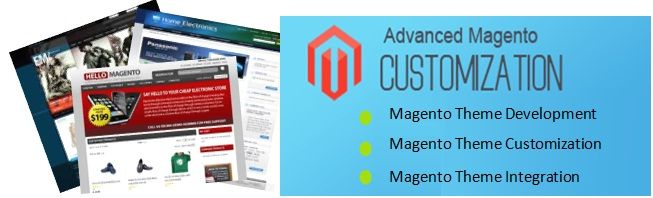 Magento Development and Customization - For Robust E-Commerce Systems