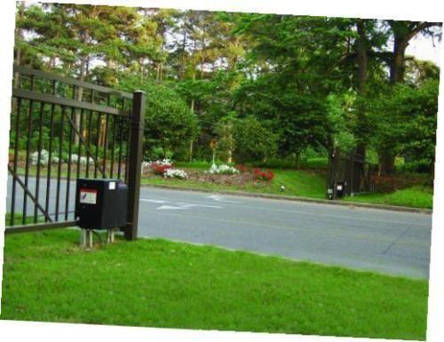 single slide gate opener for heavy duty sliding gates (mm-sl2000b)